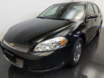2013 Chevrolet Impala LS - 1770006778
