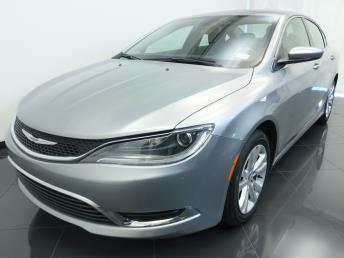 2016 Chrysler 200 Limited - 1770006782