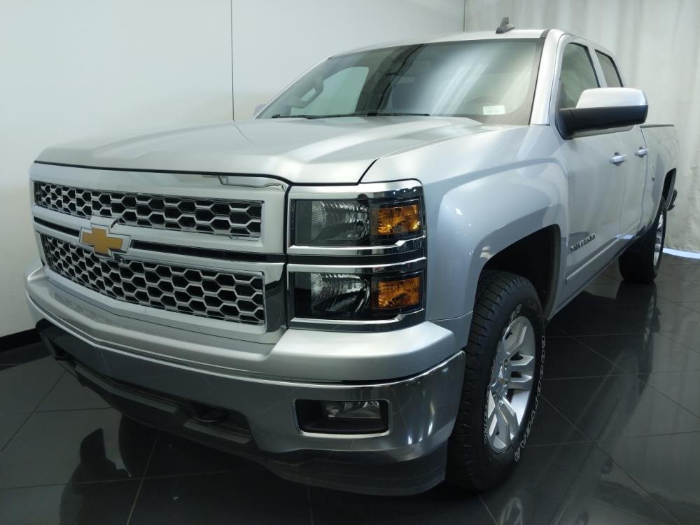 2015 chevrolet silverado 1500 double cab lt 6 5 ft for sale in south bend 1770006883 drivetime. Black Bedroom Furniture Sets. Home Design Ideas