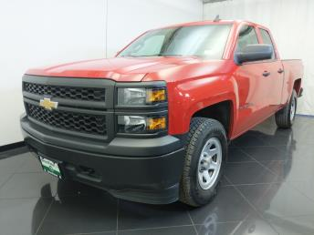 Used 2015 Chevrolet Silverado 1500 Double Cab