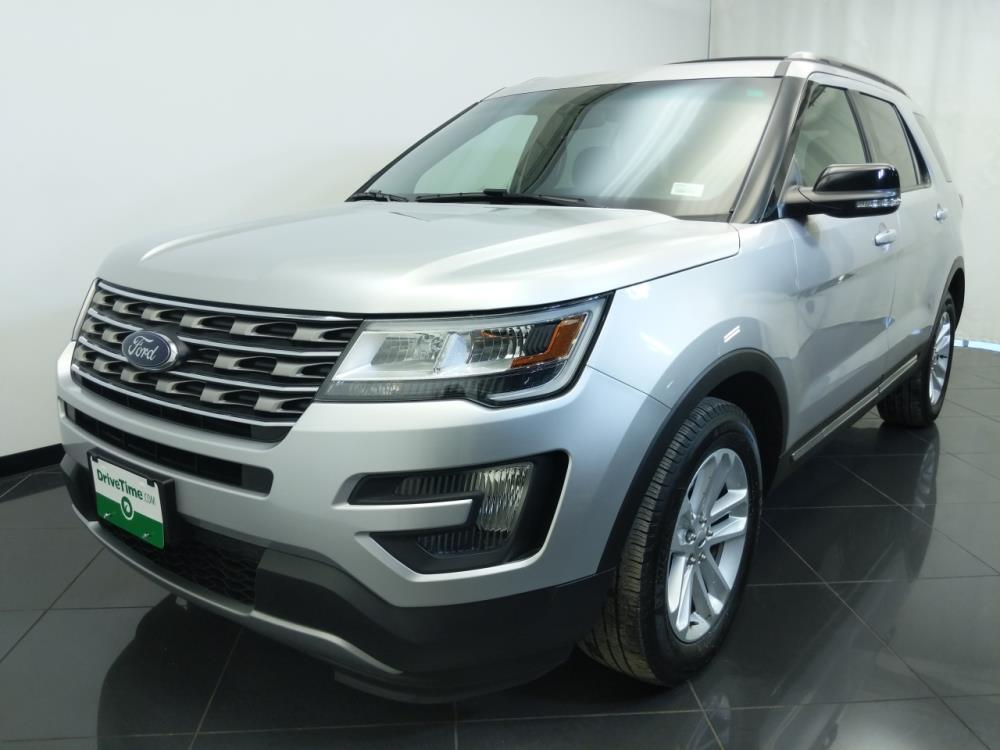 2016 ford explorer xlt for sale in chicago in 1770006980 drivetime. Black Bedroom Furniture Sets. Home Design Ideas