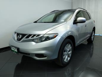 2011 Nissan Murano SL - 1770007027