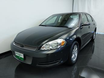2014 Chevrolet Impala Limited LS - 1770007101