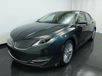 2015 Lincoln MKZ  - 1770007131