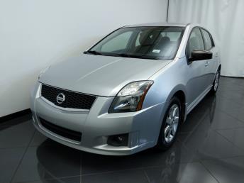 2012 Nissan Sentra SR - 1770007136