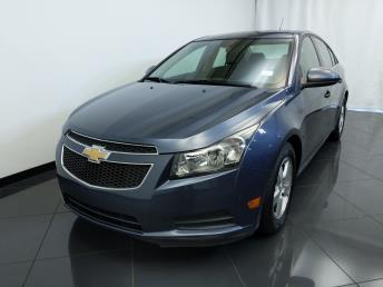 2014 Chevrolet Cruze 1LT - 1770007148