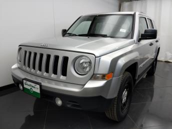 2014 Jeep Patriot Sport - 1770007154