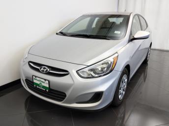 2016 Hyundai Accent SE - 1770007238