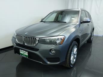 Used 2016 BMW X3