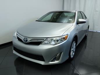 2014 Toyota Camry Hybrid XLE - 1770007314