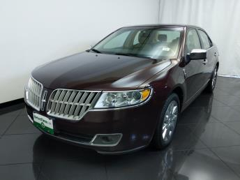 2011 Lincoln MKZ  - 1770007324