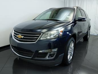 2015 Chevrolet Traverse LT - 1770007390