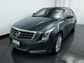 2014 Cadillac ATS 2.0L Turbo Luxury - 1770007405