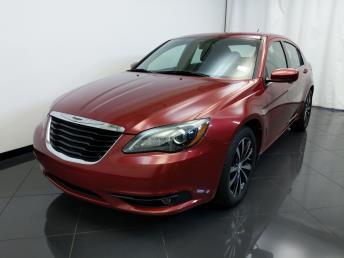 2013 Chrysler 200 Touring - 1770007407