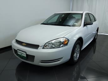 2015 Chevrolet Impala Limited LS - 1770007454