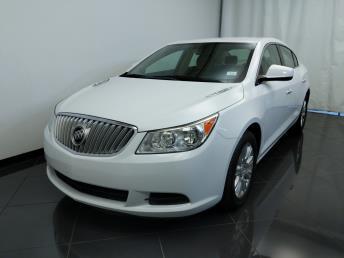 2012 Buick LaCrosse Convenience - 1770007466