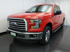 2015 Ford F-150 Super Cab XLT 6.5 ft