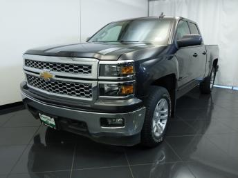 2015 Chevrolet Silverado 1500 Double Cab LT 6.5 ft - 1770007646
