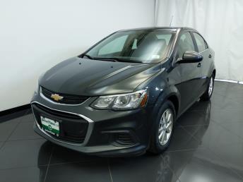 2017 Chevrolet Sonic LT - 1770007648
