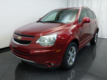 Used 2013 Chevrolet Captiva