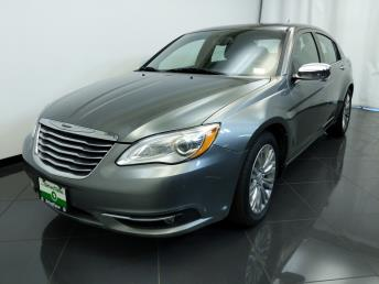 2013 Chrysler 200 Limited - 1770007754
