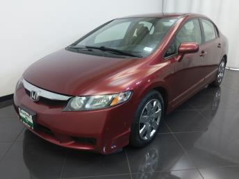 2010 Honda Civic LX - 1770007807