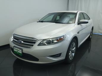 Used 2011 Ford Taurus