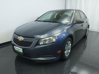 2014 Chevrolet Cruze LS - 1770007811
