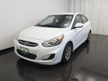 2015 Hyundai Accent GLS - 1770007942