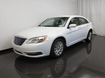 2014 Chrysler 200 LX - 1770008093