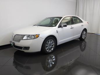 2012 Lincoln MKZ  - 1770008130