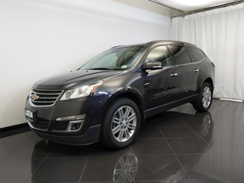 2015 Chevrolet Traverse LT - 1770008278