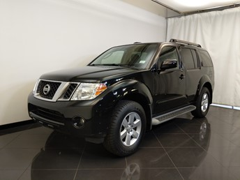 Used 2011 Nissan Pathfinder