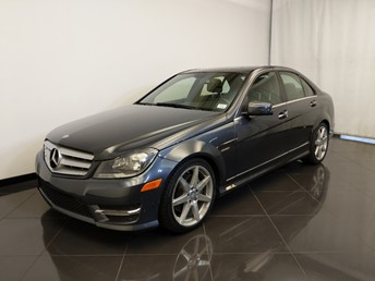 Used 2013 Mercedes-Benz C300